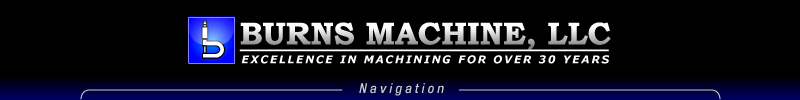 Burns Machine Logo